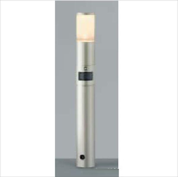コイズミ ガーデンライト マルチタイプ 人感センサ付 AU42276L 『ガーデンライト エクステリア照明 ライト LED』 ウォームシルバー