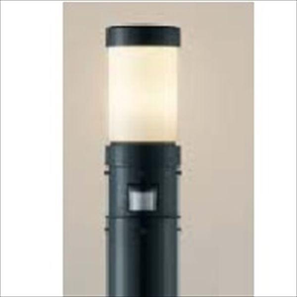 コイズミ ガーデンライト ON-OFFタイプ 人感センサ付 AU41966L 『ガーデンライト エクステリア照明 ライト LED』 黒色