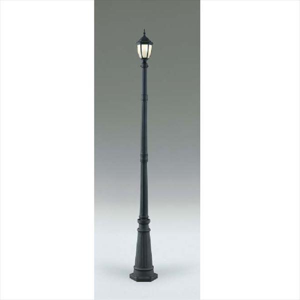 コイズミ ガーデンライト ポール灯セット 灯具AU40763L/ポールAE40765E 『ガーデンライト エクステリア照明 ライト LED』 黒色