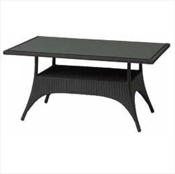 タカショー イジアン ダイニングテーブル BHM-02T #31356300 『ガーデンテーブル』