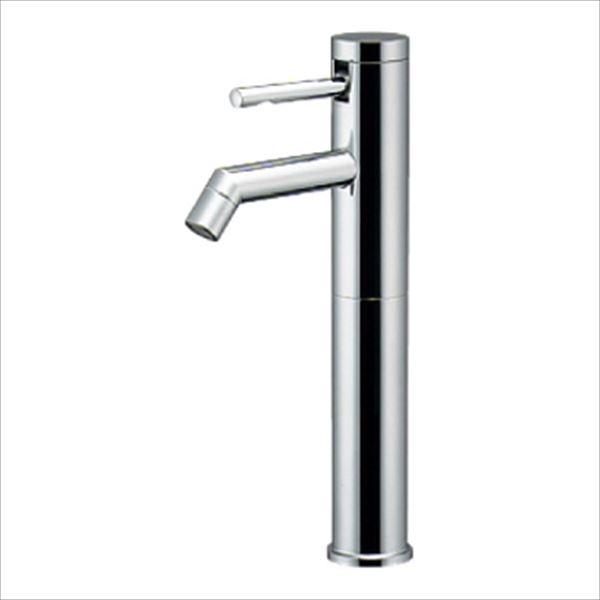 カクダイ 水洗金具 シングルレバー立水栓 ミドル  716-271