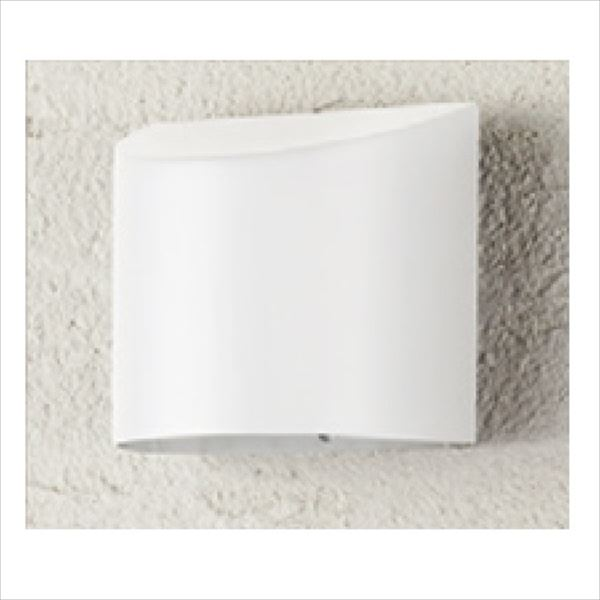 トーシン ライリー マットホワイト ML-F21-WH   『イルミネーションライト 屋外照明』 マットホワイト
