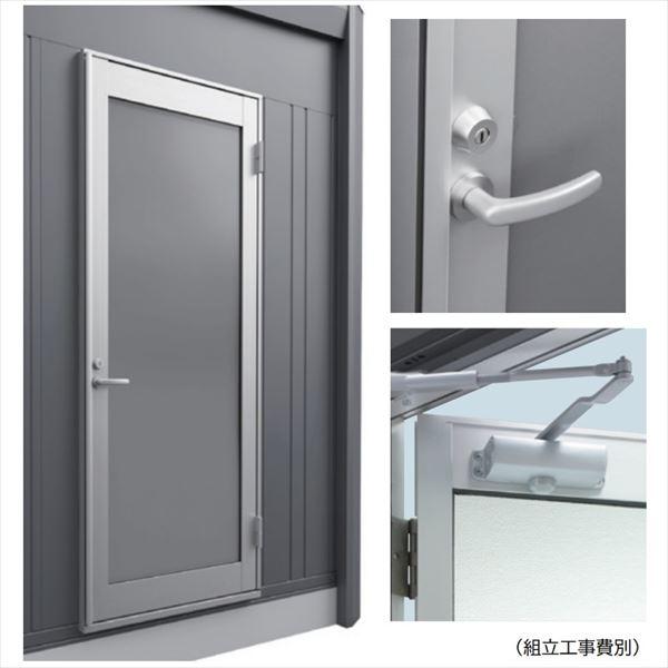イナバ物置  アルシア オプション  框(かまち)ドア(ドアクローザー付)  ジャンボ  DD-J  ※アルシア本体と同時購入価格