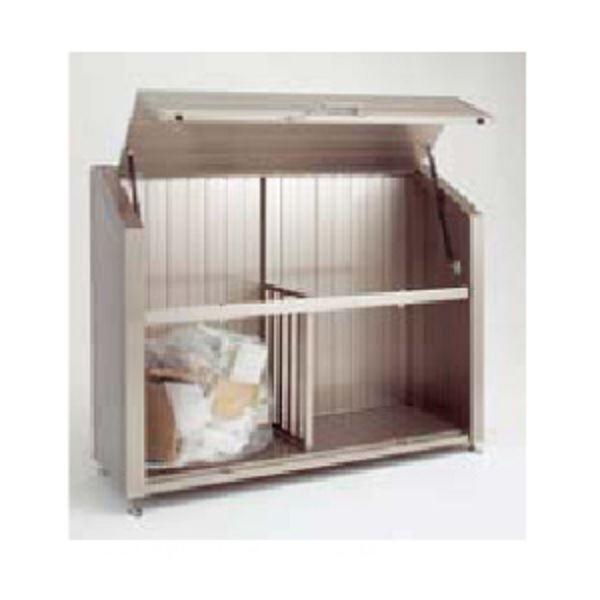リクシル TOEX ゴミ収納庫PB型 オプション  仕切り板  奥行600用   『ゴミ箱 ゴミ収集庫』