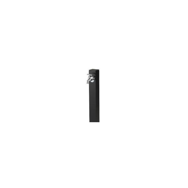 ニッコー 立水栓ユニット コロル OPB-RS-24 BK 『水栓柱・立水栓 蛇口 ニッコーエクステリア』 ブラック
