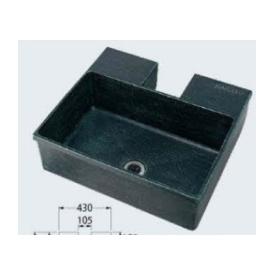 カクダイ レトロ水栓柱パン 624-912 『水栓柱・立水栓 水受け(パン)』