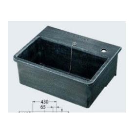 カクダイ 庭園用スロップシンク 624-917 『水栓柱・立水栓 オプション』