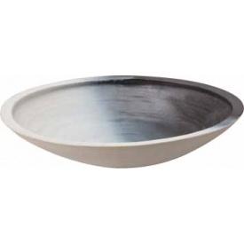 グローベン 信楽焼水鉢 あすか・中 『水栓柱・立水栓 水受け(パン)』