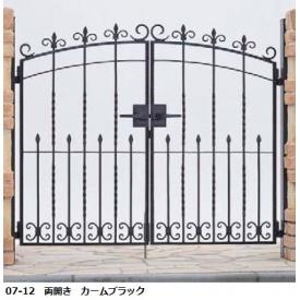 【YKKAP】YKK トラディシオン門扉2型 水浦様見積商品