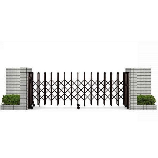 特価ブランド YKKAP 伸縮ゲート レイオス1型(太桟) 片開き 30S H12 PGA-1 『カーゲート 伸縮門扉』, 上志比村 ef0395d6