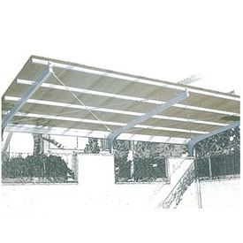 【欠品中】三菱ケミカル ポリカーボネート波板 ヒシ波ポリカ 7尺 10枚入り 『カーポート・テラスの屋根の修理、雨漏りなどのメンテナンスやリフォームをDIYで』