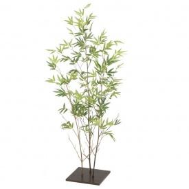 『人工植栽』 タカショー グリーンデコ和風 爽風竹(そうふうちく) 板付 1.2m GD-12S
