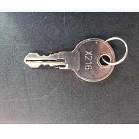 タクボ 格安店 入手困難 スペアキー スペアキーです 1個 物置の鍵が紛失したときに タクボ物置