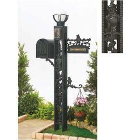 リクシル ディズニー ファンクションポール プーさんB型 (機能門柱)『表札はネームシールとなります』 『機能門柱 機能ポール』