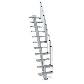 アルケ 室内用階段 カリーナ 標準キット 12段