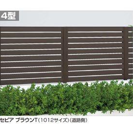 四国化成 ハイ パーテーション4型 本体 1012サイズ HPT4-1012 『樹脂フェンス 柵』