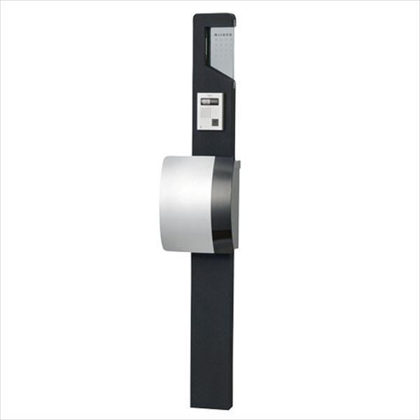 トーシン 機能門柱 ネオスティック170 LED・ガラス表札付門柱 組合せ例 P64-4 EP-ST170NEO 『機能門柱 機能ポール』