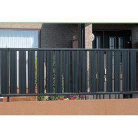 三協アルミ ニューアイシャノン1型 フェンス本体 フリー支柱タイプ 2010 『アルミフェンス 柵 高さ H1000mm用』