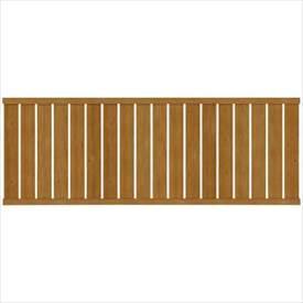 タカショー エバーアートフェンス 縦板貼 2006 フェンス本体(1枚) 『アルミフェンス 柵』 ナチュラルパイン