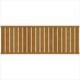 タカショー エバーアートフェンス 縦板貼 2008 フェンス本体(1枚) 『アルミフェンス 柵』 ナチュラルパイン