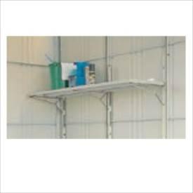 タクボ物置 ガレージ壁面を有効利用したいなら タクボガレージ ガレージ用オプション サイド棚 SM NST-14 高い素材 20用 通販 20 CM SL CL用