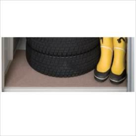 数量は多 《週末限定タイムセール》 タクボ物置 キズを防ぎ 滑りにくく安心です HGM-45B オプション 床保護マット