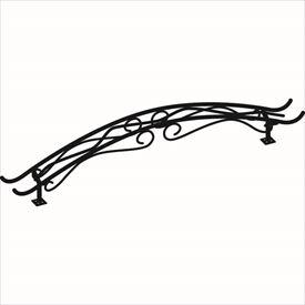 オンリーワン ガーデンアーチ Type04 スモールサイズ NA3-AR4S *柱は別売り