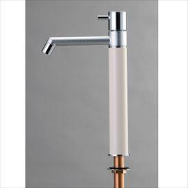 オンリーワン デザイン水栓/マニル クロムめっき ロング TK4-1LNV バニラ