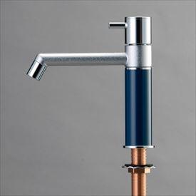 オンリーワン デザイン水栓/マニル クロムめっき ノーマル TK4-1NNN ネイビー