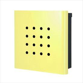 オンリーワン ヴァリオ ネオ スキン パンチ 壁掛けタイプ(鍵無し) NA1-ON02YE 『郵便ポスト』 イエロー