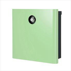 オンリーワン ヴァリオ ネオ グラフ プレーン 壁掛けタイプ(ダイヤル錠付) NA1-OA04GR 『郵便ポスト』 グリーン