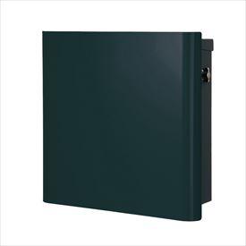 オンリーワン ヴァリオ ネオ グラフ プレーン 壁掛けタイプ(T型カムロック付) NA1-OT04FG 『郵便ポスト』 フォレストグリーン