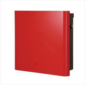 オンリーワン ヴァリオ ネオ グラフ プレーン 壁掛けタイプ(T型カムロック付) NA1-OT04RE 『郵便ポスト』 レッド