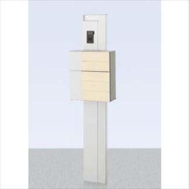 リクシル TOEX ファンクションユニット ルミフェイス 組合せ例19-6 『リクシル』 『機能門柱 機能ポール』