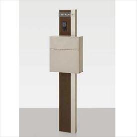 リクシル ファンクションユニット ルミフェイス 組合せ例19-7 『機能門柱 機能ポール』