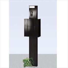 リクシル ファンクションユニット ルミフェイス 組合せ例19-8 『機能門柱 機能ポール』