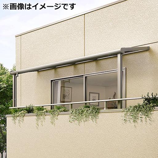 リクシル パワーアルファ 造り付けバルコニー用 30cm(900タイプ) 関東間 間口1.5間×出幅5尺 標準仕様 F型 ポリカ屋根