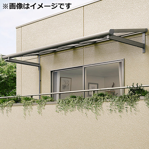 リクシル パワーアルファ ルーフタイプ 30cm(900タイプ) 関東間 間口1.5間×出幅3尺  F型 ポリカ屋根