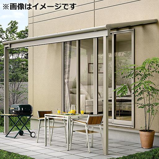 リクシル パワーアルファ テラスタイプ100cm(3000タイプ) 関東間 間口1.5間×出幅4尺 標準仕様 F型 ポリカ屋根