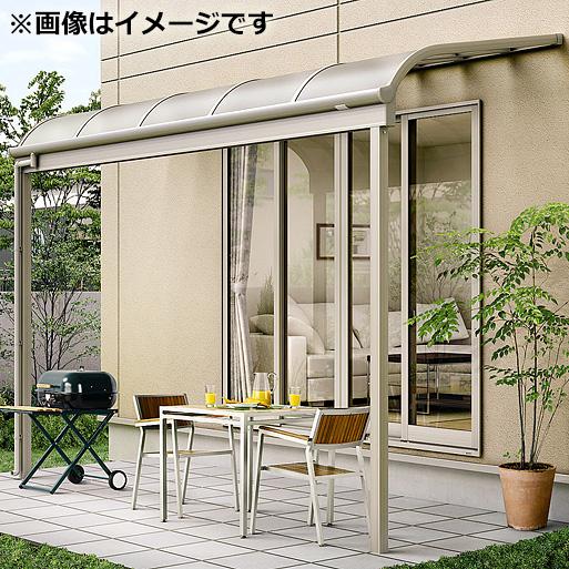 リクシル パワーアルファ テラスタイプ100cm(3000タイプ) 関東間 間口1.0間×出幅3尺 標準仕様 RB型 ポリカ屋根