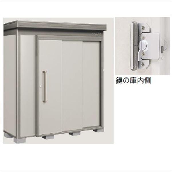 ヨド物置 ヨド蔵用オプション 2連片引き戸 DZ3.5型 (壁3.5枚分) *物置本体と同時購入価格