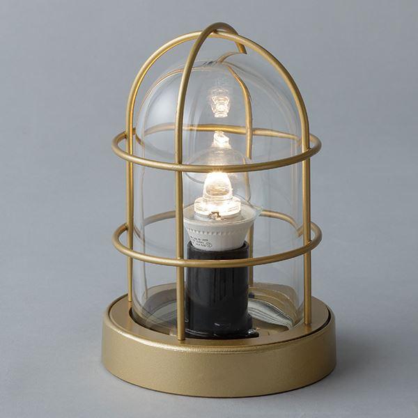 タカショー マリンライト(ローボルト) デッキタイプ HBF-D17X #73343900 『エクステリア照明 ライト』 シャインゴールド