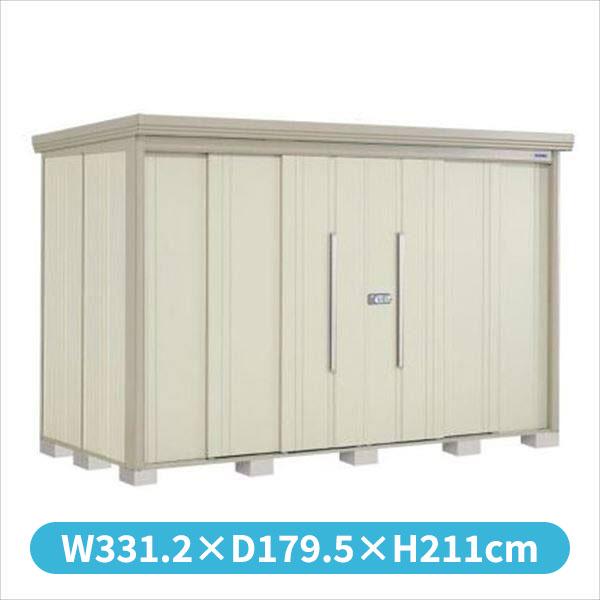 タクボ物置 ND/ストックマン 側面棚 ND-Z3215Y 一般型 結露減少屋根 『追加金額で工事も可能』 『屋外用中型・大型物置』 ムーンホワイト
