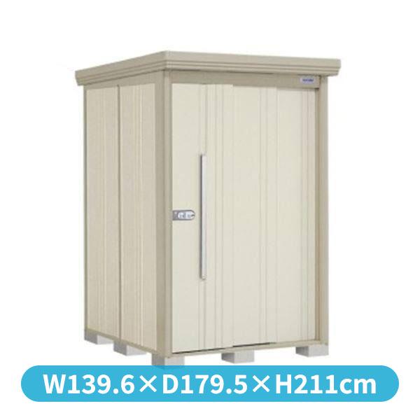 タクボ物置 ND/ストックマン 側面棚 ND-Z1315Y 一般型・多雪型 結露減少屋根 『追加金額で工事も可能』 『屋外用中型・大型物置』 ムーンホワイト