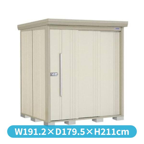 タクボ物置 ND/ストックマン 側面棚 ND-Z1815Y 一般型 結露減少屋根 『追加金額で工事も可能』 『屋外用中型・大型物置』 ムーンホワイト