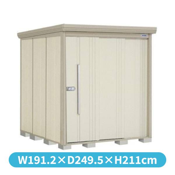 タクボ物置 ND/ストックマン 側面棚 ND-SZ1822Y 多雪型 結露減少屋根 『追加金額で工事も可能』 『屋外用中型・大型物置』 ムーンホワイト