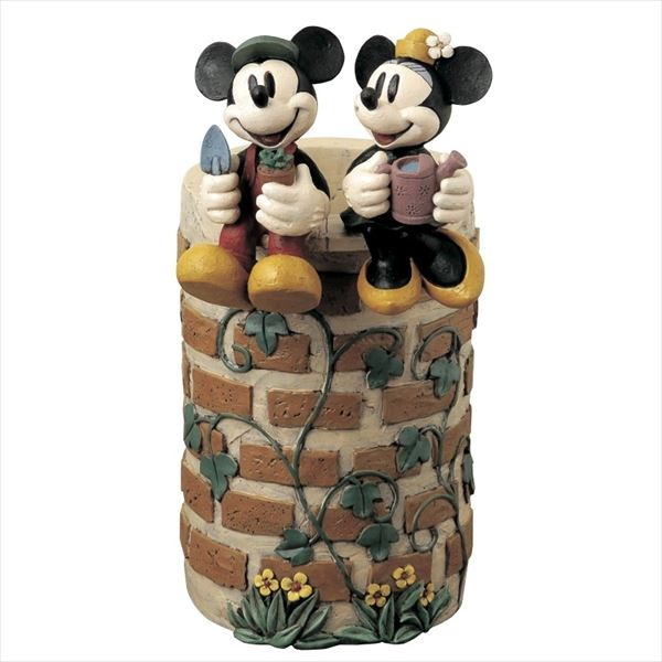 セトクラフト ディズニー 傘立て ミッキー&ミニー SD-0331-1500 【傘立て】
