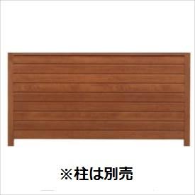 タカショー シンプルログユニット2型パネル (H946タイプ) 片面 『木調フェンス 柵』