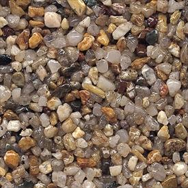 オンリーワン ペイブリーフロア 1平米セット 『自然石+ウレタン樹脂+滑り止めのセットです』 NX2-PF006 『外構DIY部品』 淡路