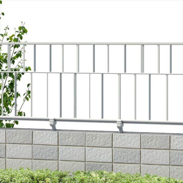 三協アルミ 鋳物フェンス キャスタイル3型 本体 1006 フリー支柱タイプ 『アルミフェンス 柵』